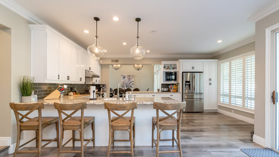 Kitchen Remodeling installed by Atlanta Home Improvement